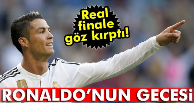 Real Madrid 3-0 Atletico Madrid| Ronaldo'nun müthiş gecesi...